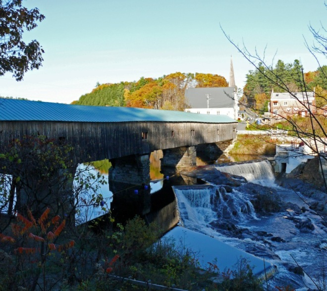 Bath Covered Bridge