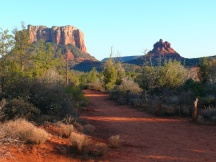Courthouse Butte and Bell Rock