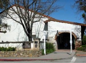 Mission Entrance
