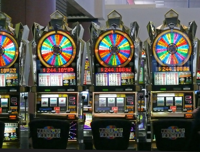 Slots at the airport