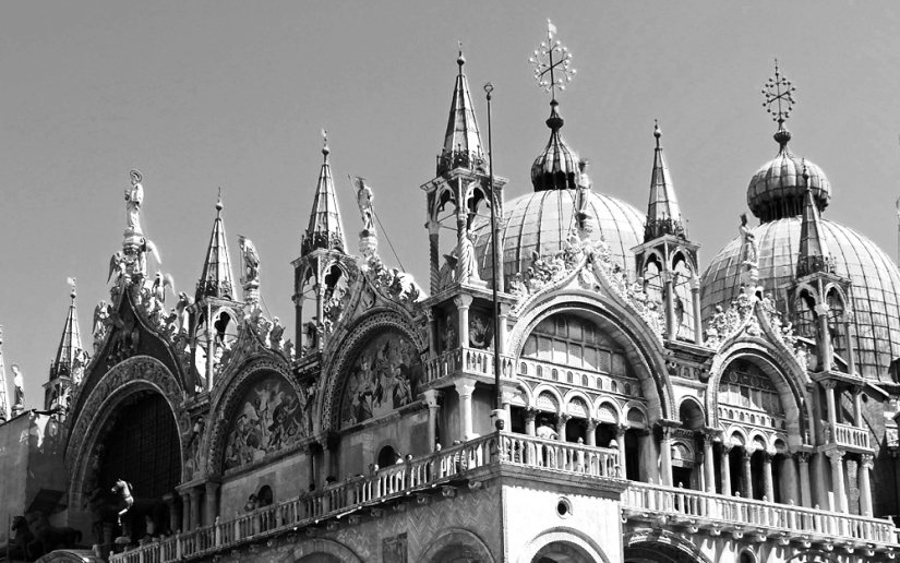 St Mark's Basilica,Venice