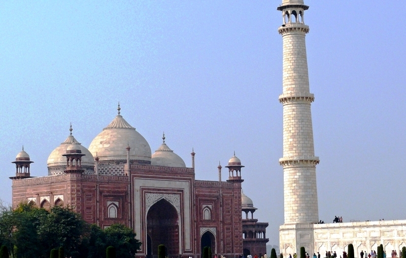 M for Mosque, Minarets andMausoleum