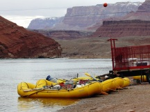 Rafts in waiting