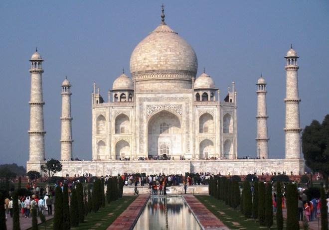Mausoleum and Minarets