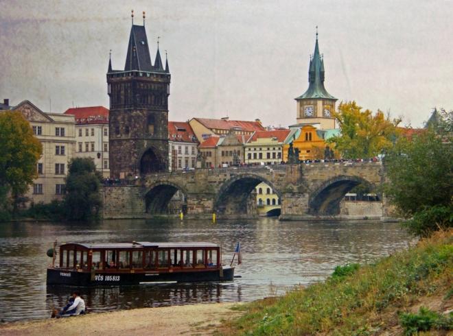 P - Prague