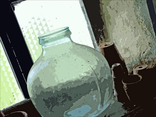 A bottle garden?