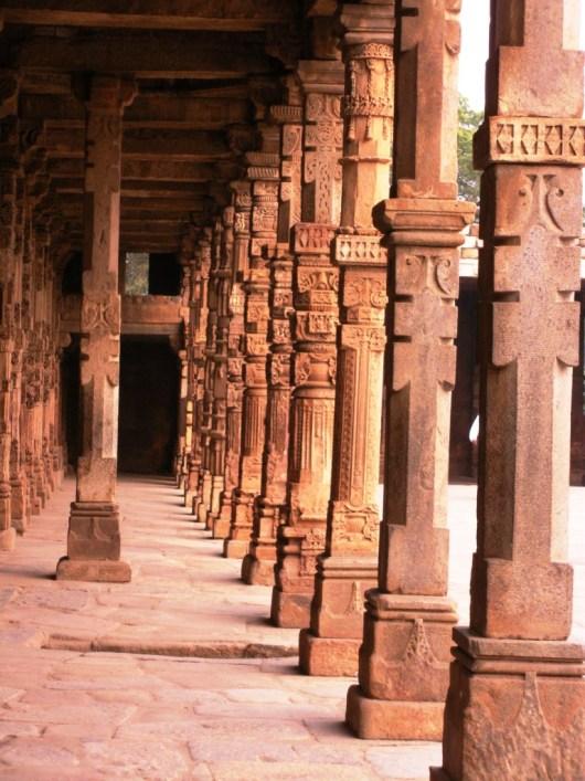 Q = Pillars