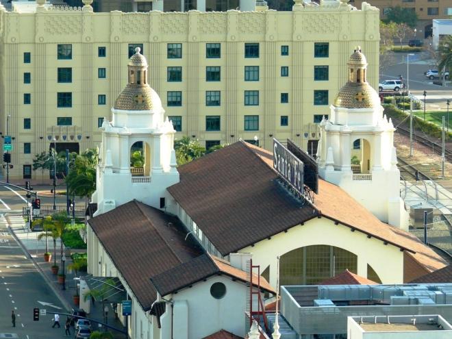 Santa fe from above