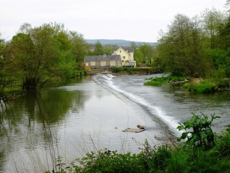 The Mill Weir