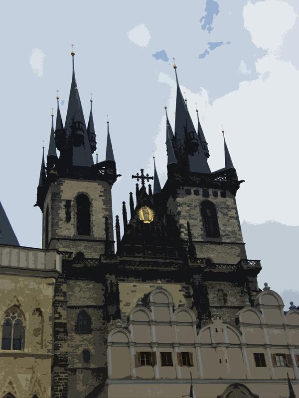 T---tyn's-church