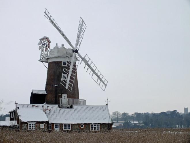 W - Windmill