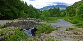 Ashness Packhorse Bridge
