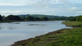 River Dee towards Tongland