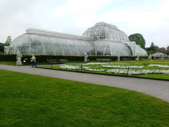 V - Victorian Palm House