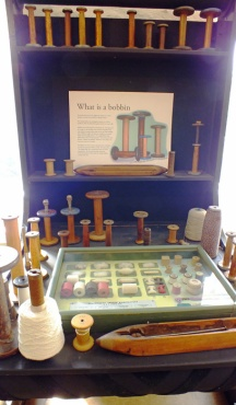 Bobbin Display