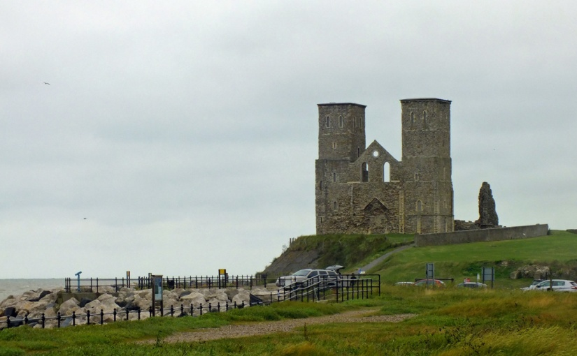 Reculver Towers and RomanFort