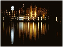 Inner Harbour reflections