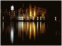 Inner Harbour reflections
