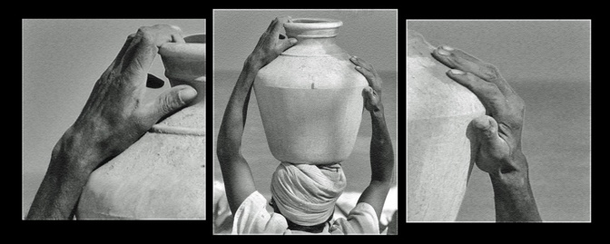 water-carrier-tryptich