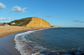 West Bay - east