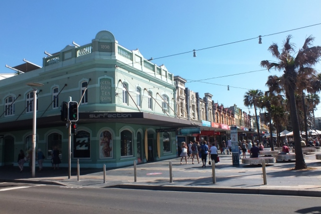 Corso in Manly
