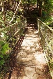 Bridging a cascade