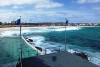 The Icebergs pool and Bondi