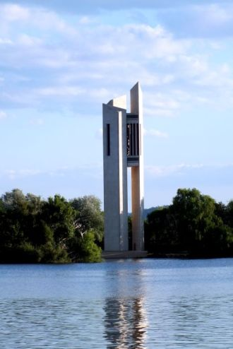 National Carillon bell tower