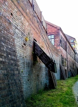 Old Victorian Tile Factory