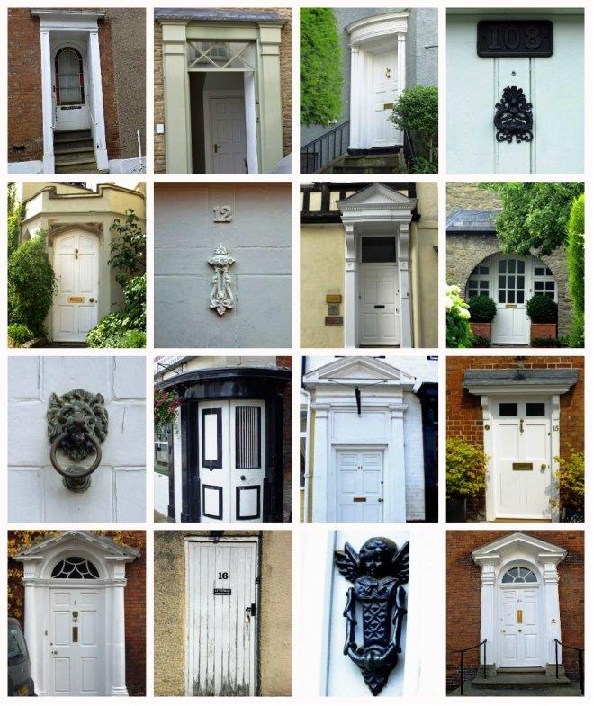 white doors (U)