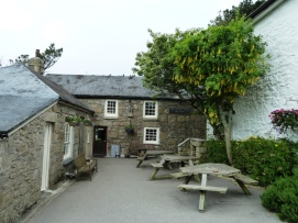 The Tinners Arms, Zennor
