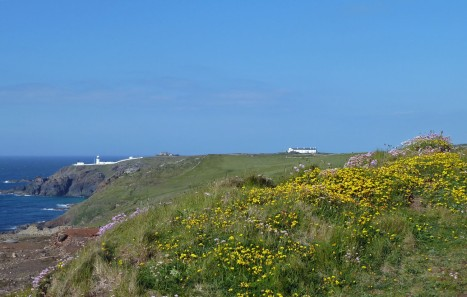 View to Pendeen Watch
