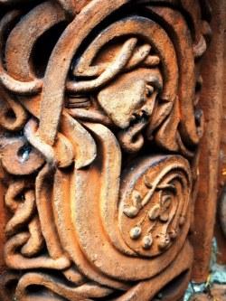 Pillar details