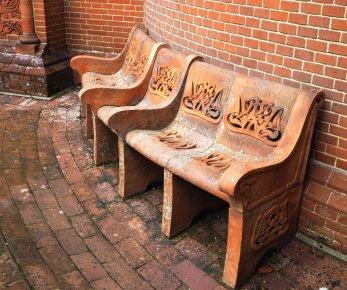 Art Nouveau Benches