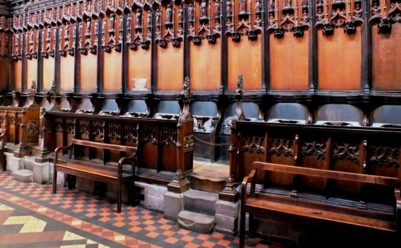 Misericords of St Laurence – Part IV