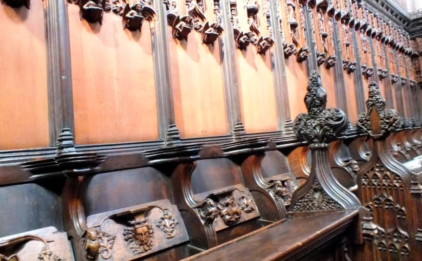 Misericords of St Laurence – Part III