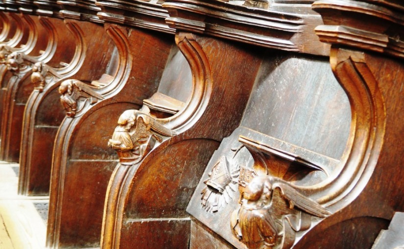 Misericords of St Laurence – Part V