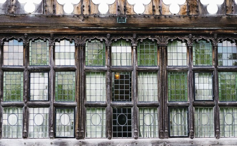 Windows at Wightwick