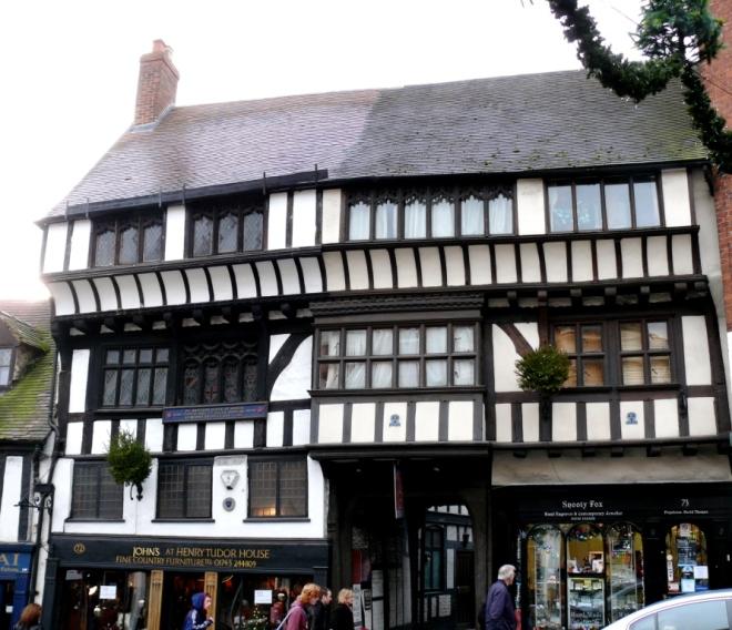 Henry Tudor House