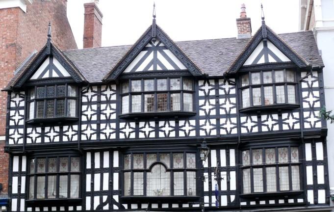 Scrobbesbyrig/Shrewsbury: Town Trail Part2