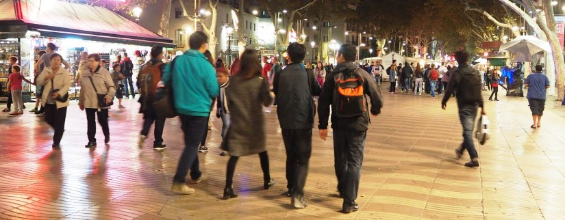 Just Back from…Barcelona
