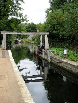 Flatford Lock