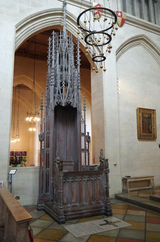 Bishop's Throne