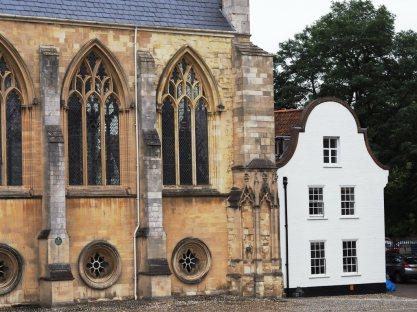 Norwich School Chapel