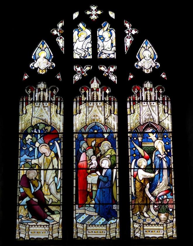 Jesus Chapel - East Window