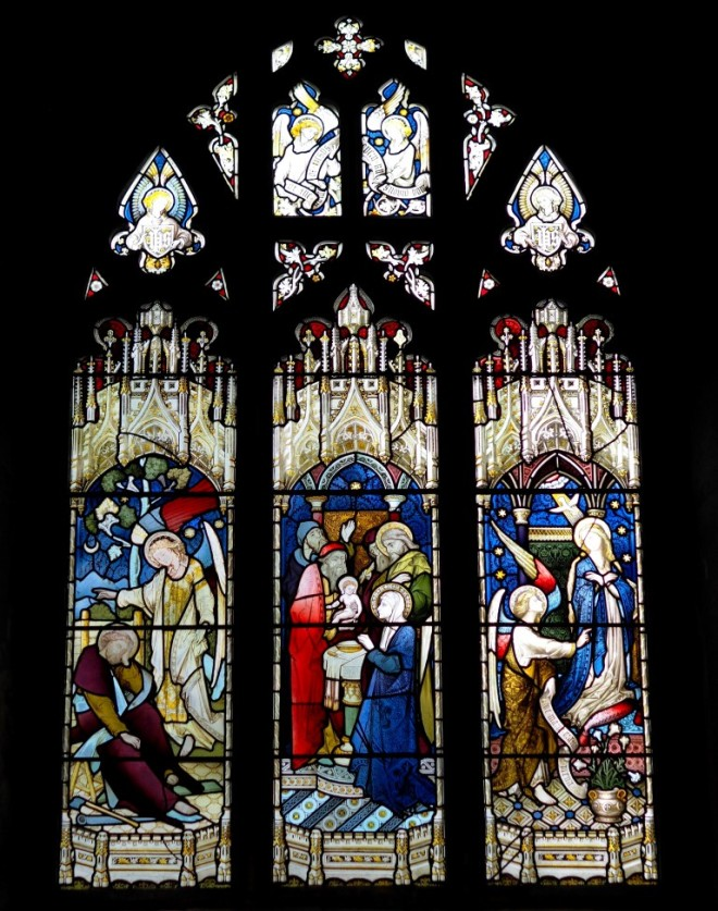 Jesus Chapel - East Window