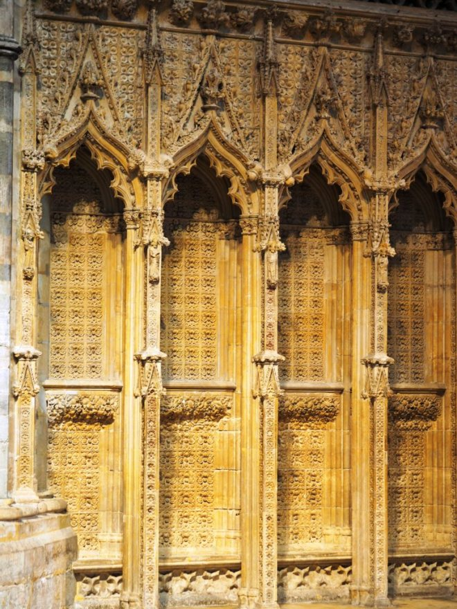 The Choir Screen