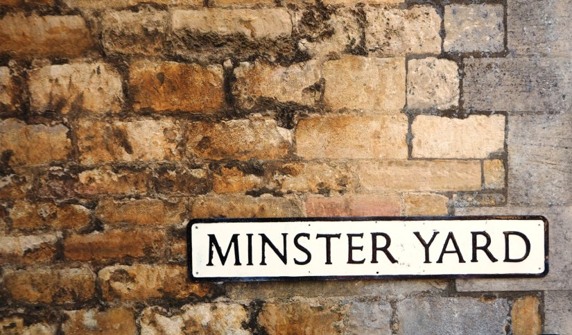 Lincoln's Minster Yard