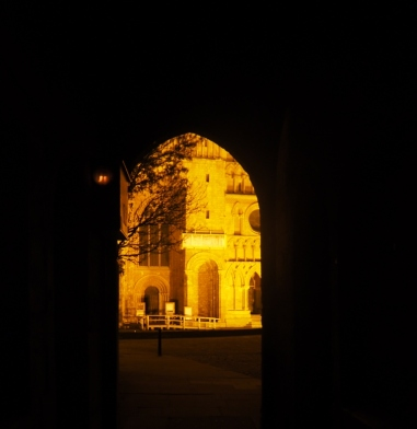 Through the Exchequer Gate