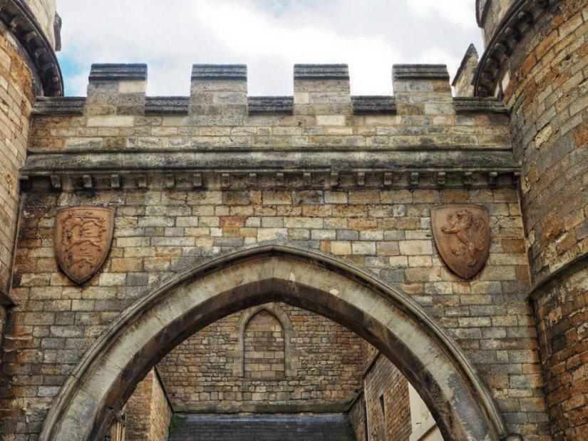 Lincoln Castle: Medieval WallWalk
